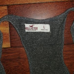Hollister racer back tank